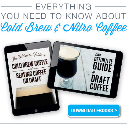 Cold Brew and Draft Coffee Ebooks